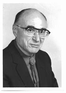 Dr. Gunhard E. Oravas